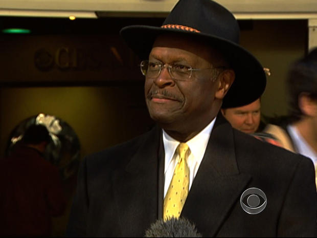 """Cain: I'm the victim of a """"smear campaign"""""""