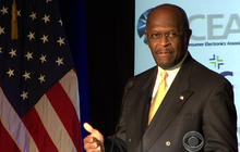 What they're saying in Iowa about Cain
