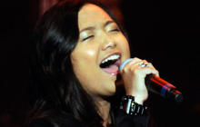 """Glee"" star Charice reacts to father's murder"