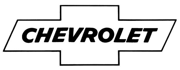 Chevrolet through the years