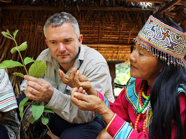"World's oddest treatments: ""Witch Doctor"" gives them a go"