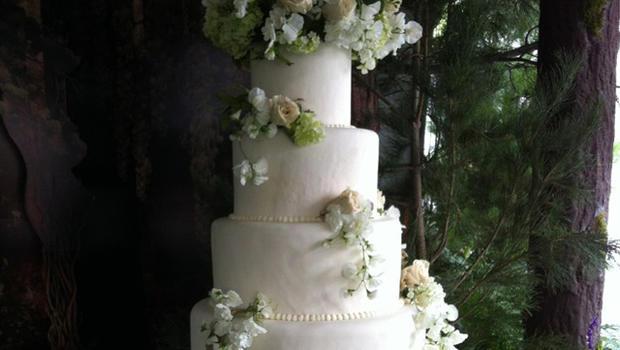 Twilight wedding cake pictures