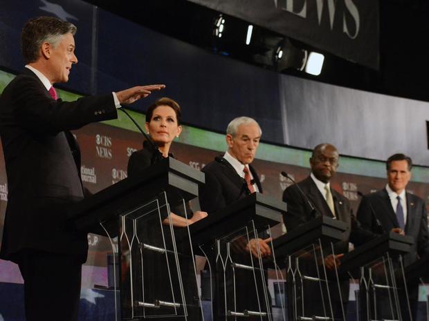The commander-in-chief debate
