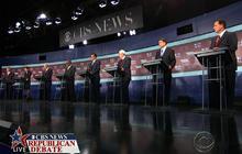 In Full: The CBS News/NJ GOP debate