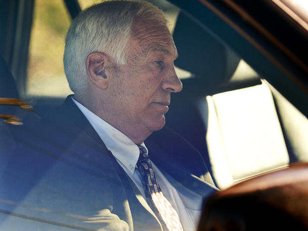 Jerry Sandusky could be jailed if police file new charges, says lawyer