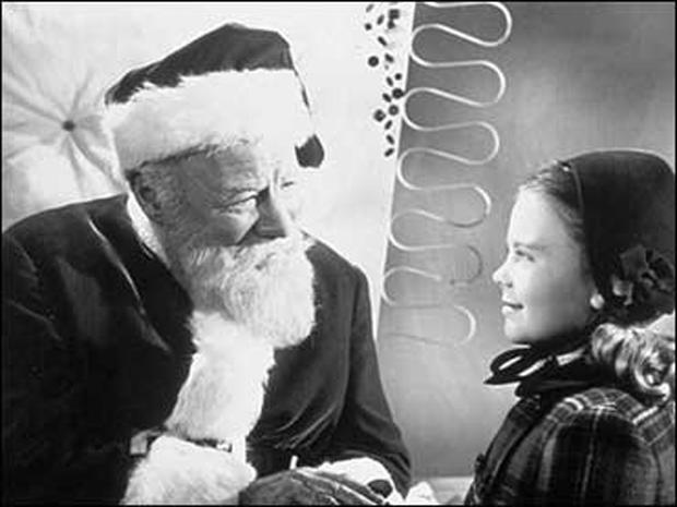 Edmund Gwenn, Santa Claus, Natalie Wood
