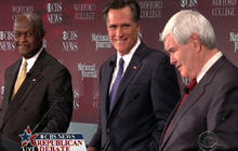 The Drive: Who is the anti-Romney candidate?
