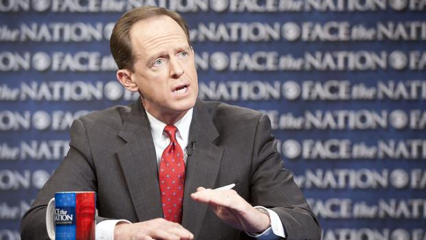 Toomey: It's still possible to reach an agreement