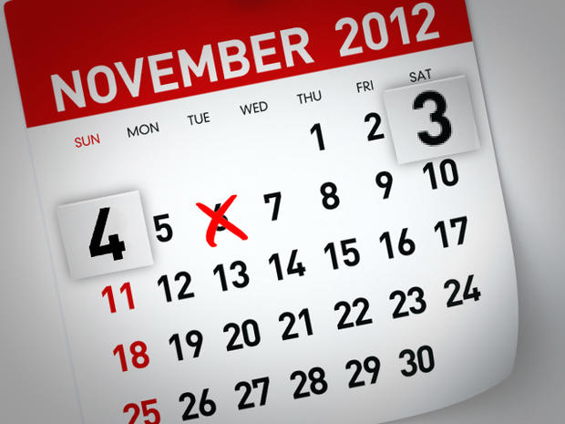 New Proposed Election Date 2012