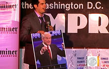 Politicians joke for charity at D.C. contest
