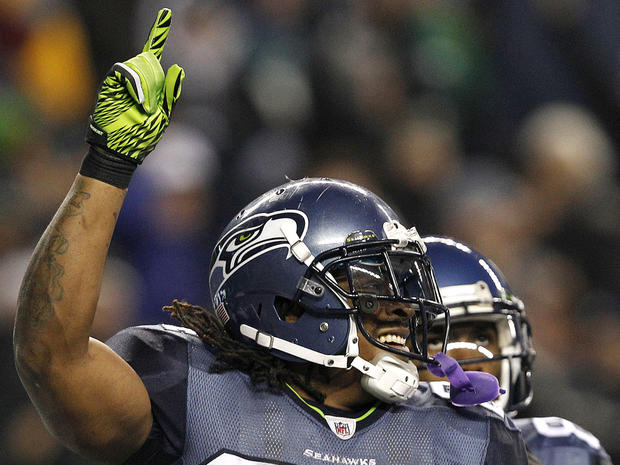 Marshawn Lynch Nfl Athletes In Trouble With The Law Cbs News