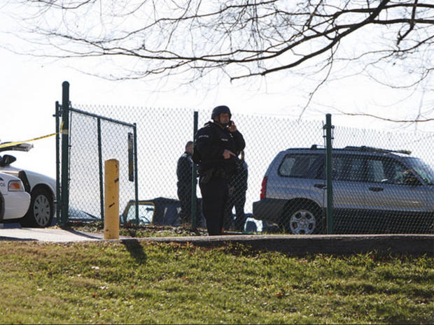 Students report Va. Tech shooting
