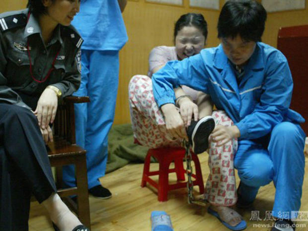 A rare look at China's death row - Photo 1 - Pictures - CBS News
