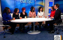 """The Talk"" takes New York City"