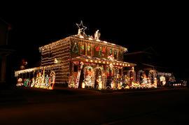 Best outdoor Christmas lights 2011