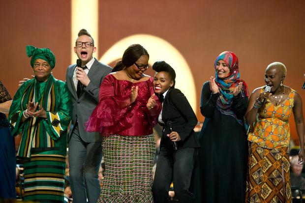 Nobel Peace Prize 2011