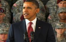 Obama to troops: Welcome Home
