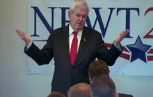 The Drive: Is Gingrich the new Christine O'Donnell?
