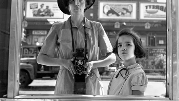 A nanny's hidden talent captured on film