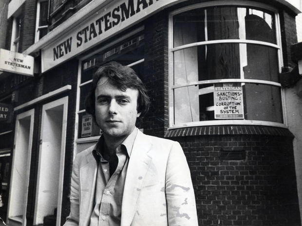 A look at the works of christopher hitchens cbs news