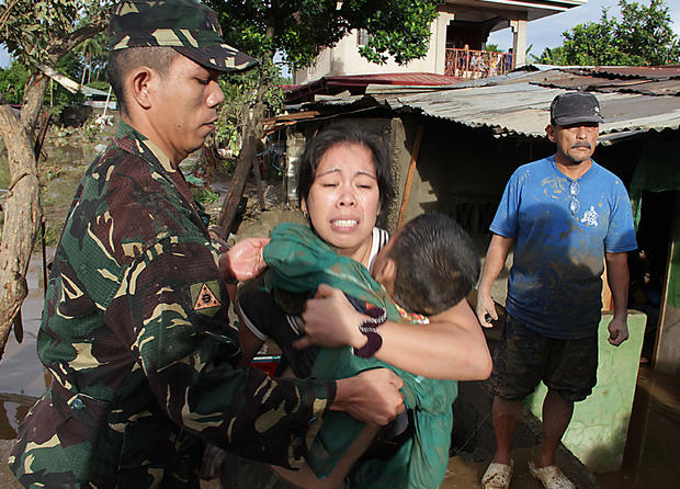 Deadly floods in the Philippines