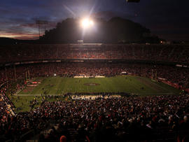 Candlestick Park, San Francisco, football, 49ers