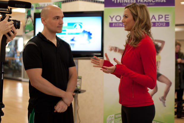 Your Shape: Fitness Evolved 2012