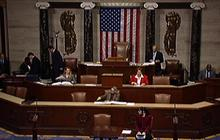 GOP ignores Hoyer on House floor