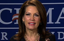 Bachmann on Gingrich, Romney, payroll tax