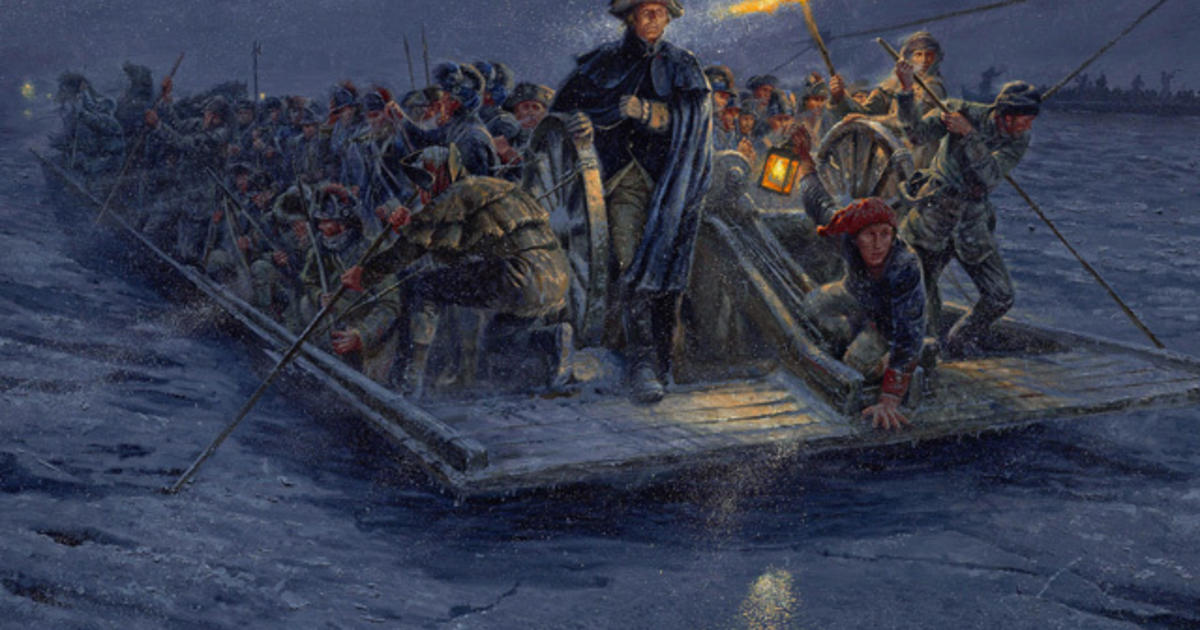Most Famous George Washington Paintings
