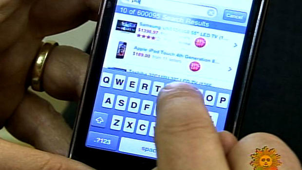 smartphone, shopping apps