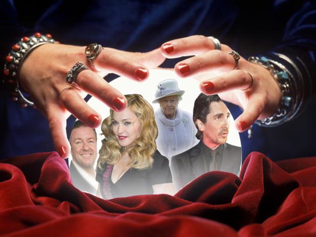 Celebrity Circuit's 2012 Crystal Ball
