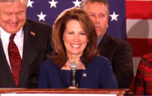 Bachmann: Time for another Michele in the White House
