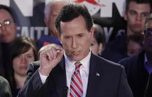 "Rick Santorum: ""Game on"""