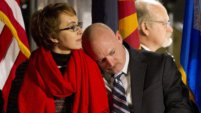 Gabrielle Giffords, Mark Kelly, Tucson
