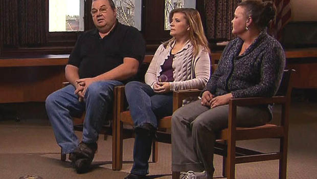 From left, Independent voters in Concord, NH, Michael Beauregard, Michelle Linehart and Audry Little.
