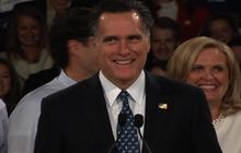 Romney wins New Hampshire primary