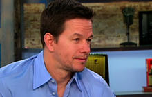 Does Mark Wahlberg cry at movies?