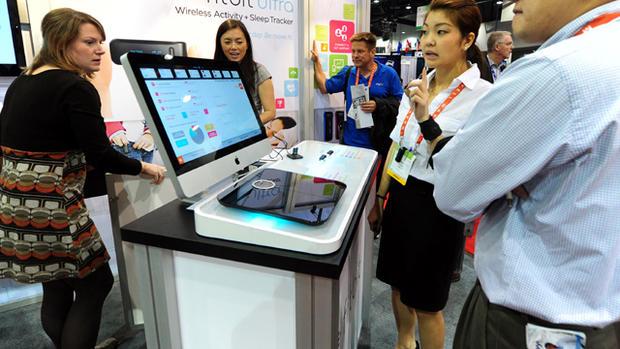 CES 2012: High-tech health gadgets revealed