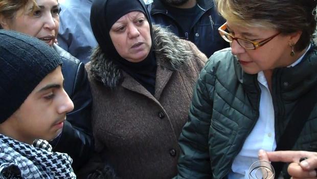 Elizabeth Palmer, Syria