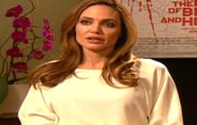 Angelina Jolie on her directorial debut