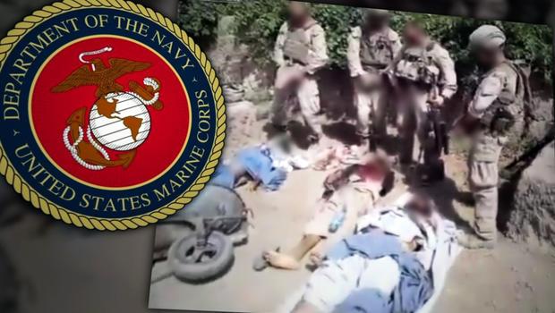 Pentagon denounces Marine urination video
