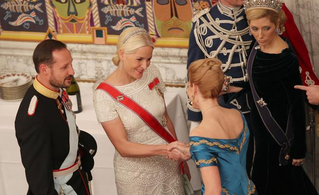 Queen Margrethe's 40th anniversary on Denmark's throne