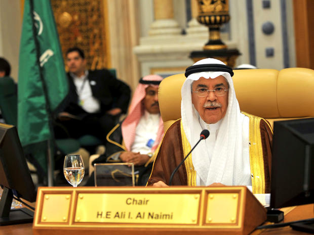 Ali Ibrahim Al-Naimi, Saudi Arabia, oil, minister