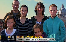 American family tells how they survived cruise ship disaster