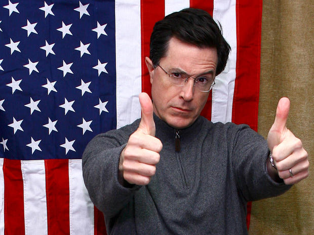 Stephen Colbert: New attack ad targeting Romney