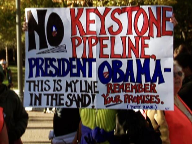 Obama nixes Keystone pipeline