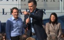 """Romney: Obama & Gingrich are in """"fantasyland"""""""