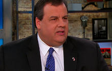 Chris Christie on GOP race for the White House