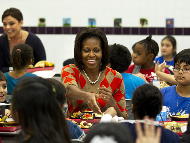 USDA school lunch changes: What's on the menu?